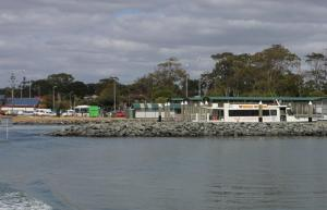 Weinam Creek Ferry Terminal