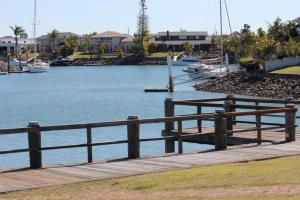 Kinsail Court Park provides public access to waterways