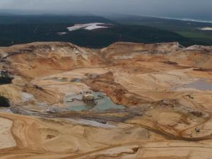 Economics of mining on North Stradbroke Island