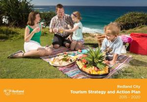 Cover of Redland City Tourism Strategy