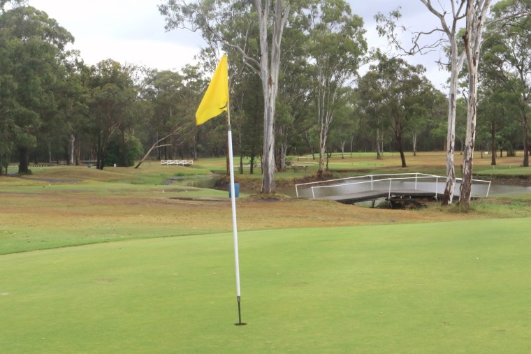 Howeston Golf Course in Birkdale - caught up in an electoral redistribution