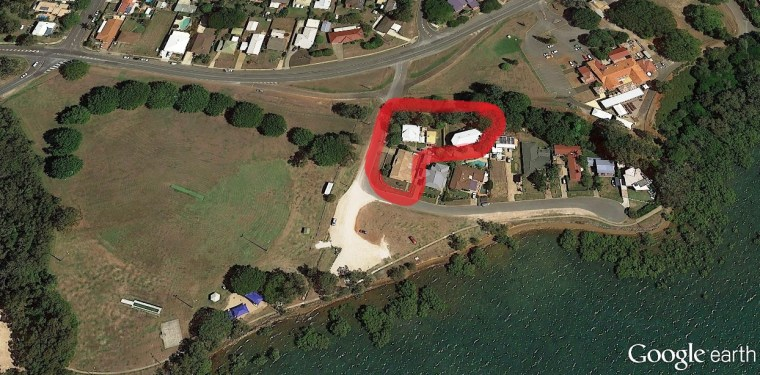 A six storey development is being proposed for an area between Sel Outridge Park and the Redland Bay Hotel