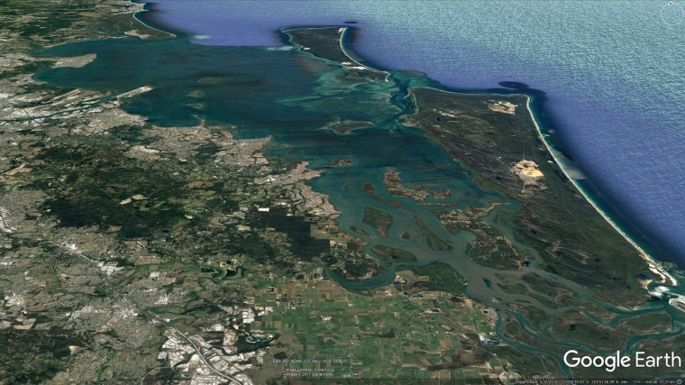 World Heritage protection of Moreton Bay is being proposed by the Quandamooka People