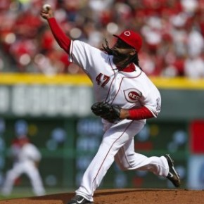 Johnny Cueto's 2014 Season Was One of the Best in Reds History