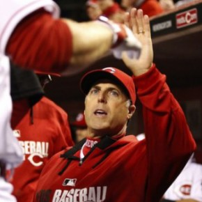 Bryan Price: Manager of the Year