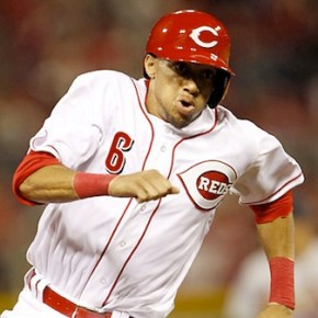 Reds' Rookies of the Year – Is Billy Hamilton next?