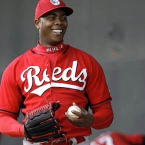 Will Aroldis Chapman Become the Reds' All-Time Leader in Saves?