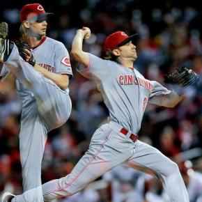 NLDS Titanic Struggle Recap: Bronson Arroyo pitches the Reds to a 2-0 lead