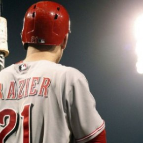 The Reds should trade Todd Frazier