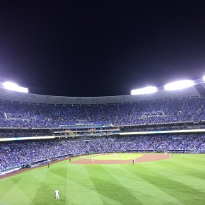 Edison Volquez and Playoff Baseball: My Trip to the ALCS