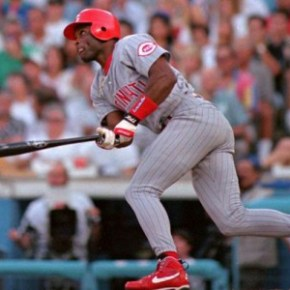 Reggie Sanders, the 1995 NLCS, and holding a grudge. #VoteReggie