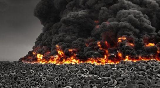 Tire-fire