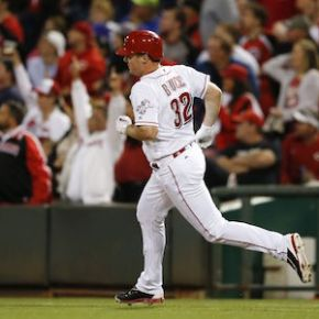 An extension for Jay Bruce?