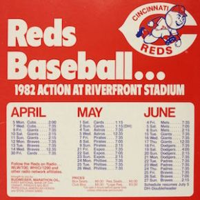 Are the 2016 Reds as bad as the 1982 Reds?