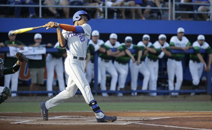 os-gators-usf-ncaa-tournament-buddy-reed-20150530.jpg