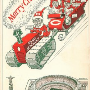 Merry Christmas from Redleg Nation!