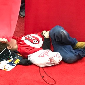 Redsfest Is Not Decadent and Depraved