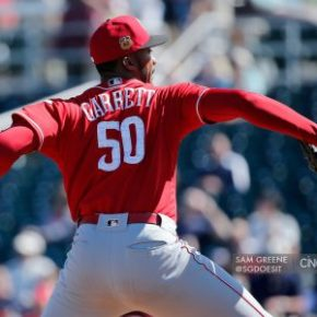 Reds to call up Amir Garrett, Cody Reed, Rookie Davis, and Jackson Stephens