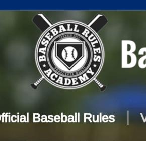 Levelin' Up at Baseball Rules Academy