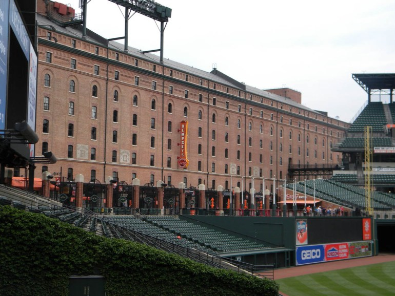Warehouse at Camden Yards