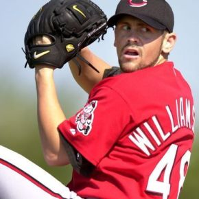 Scott Williamson, the last Reds Rookie of the Year