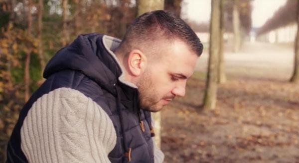 HipHop Musikvideo Dreh im Schlossgarten Schwetzingen