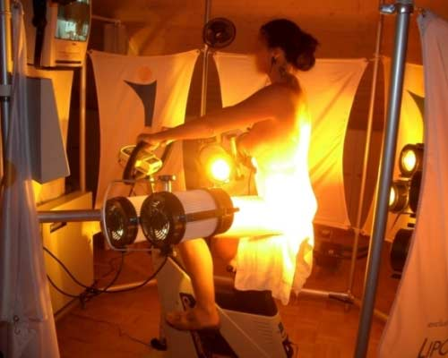weight loss light therapy