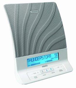homedics-hds-2000-deep-sleep white noise machine