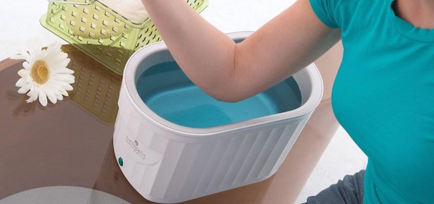 Featured Image Paraffin wax bath