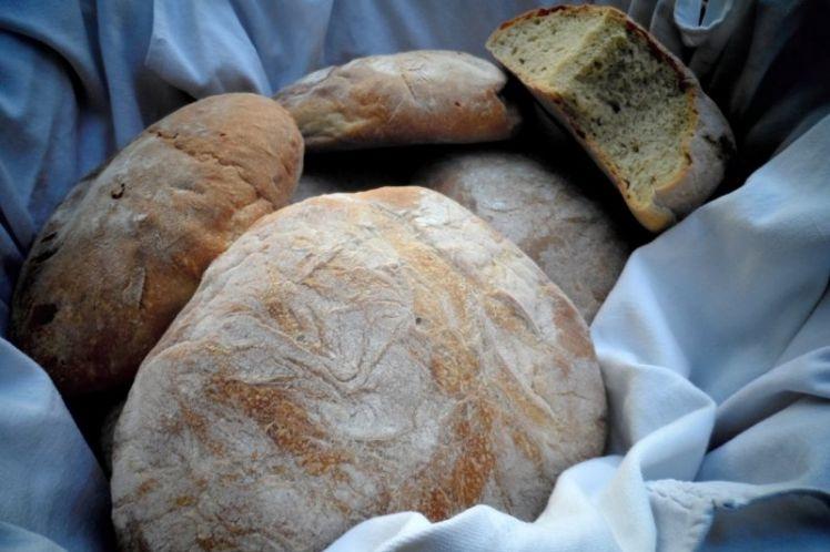 Το πρώτο ψωμί από αλεύρι κάνναβης στην Ελλάδα είναι γεγονός!