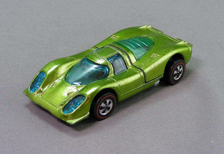 Hot Wheels 1970 Porsche 917  Redline Collector