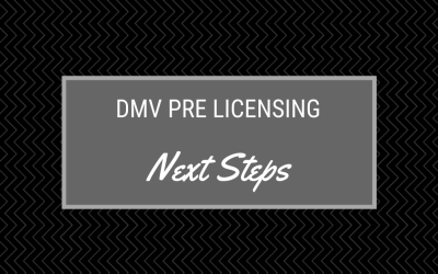 Attention Dealers! Read This to See Updated DMV Report of