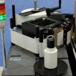 ID Technology Corner Wrap Label Printer Applicator Model 252N