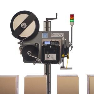 ID Technology Label Printer Applicator 252