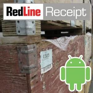 RedLine Receipt