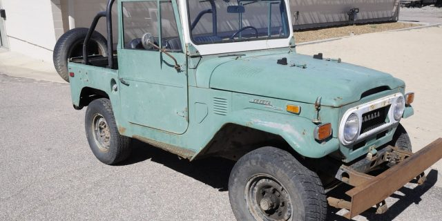 1976 toyota fj40 wiring diagram 2001 holden rodeo stereo restorations archives page 2 of 4 red line land cruisers original 1972 purchase as is or have restore