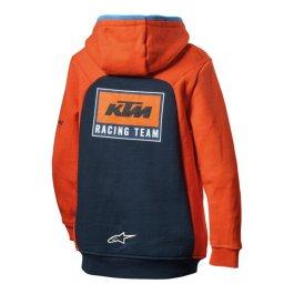 KTM KIDS REPLICA TEAM ZIP HOODIE