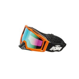 KTM RACING GOGGLES ORANGE