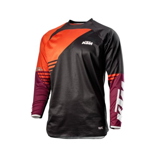 KTM GRAVITY-FX MX MOTOCROSS SHIRT BLACK