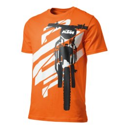 KTM RADICAL RIDERS T-SHIRT XXL
