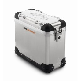 KTM TOURATECH CASE 31 LITRE SILVER
