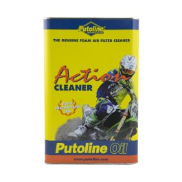 PUTOLINE ACTION AIR FILTER CLEANER 4 LITRES