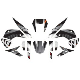 KTM STRUCTURE GRAPHIC KIT 690 DUKE