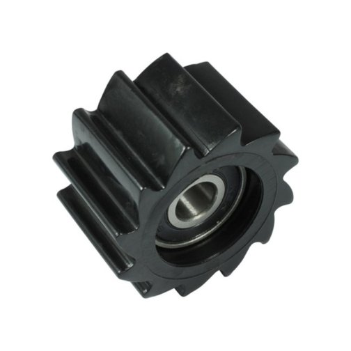 CHAIN ROLLER 38 MM KXF 07> BLACK