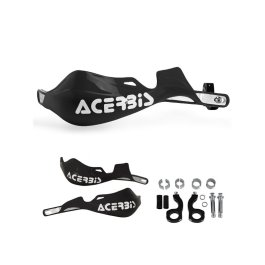 ACERBIS RALLY PRO HANDGUARDS BLACK