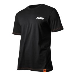 KTM RACING T-SHIRT BLACK