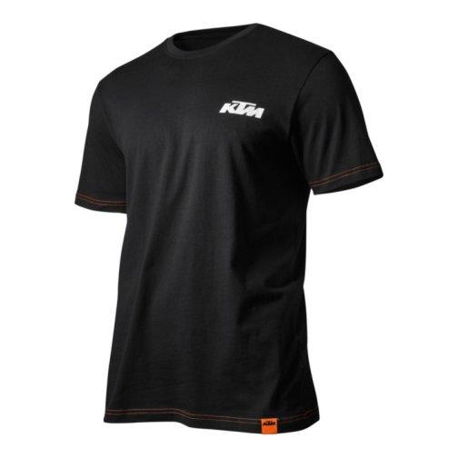 KTM RACING T-SHIRT BLACK