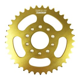 KTM REAR SPROCKET 50 SX 42T GOLD 2009-2013