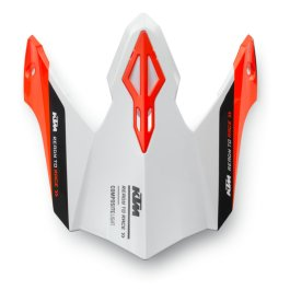 KTM COMP LIGHT HELMET PEAK
