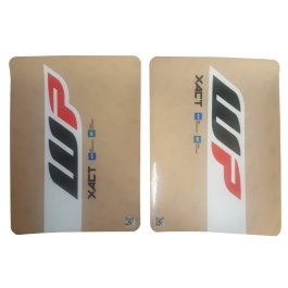 KTM FRONT SUSPENSION STICKER XAXT AER OC 161×214 85SX 2020 ON